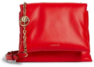 Lanvin Small Leather Sugar Shoulder Bag