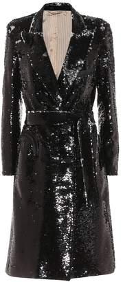 BLAZÉ MILANO Kelpie sequined blazer dress