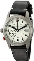 Momentum Unisex 1M-SP61L2B Pathfinder III Analog Display Swiss Quartz Black Watch
