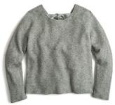 J.Crew Women's Voletta V-Back Sweater
