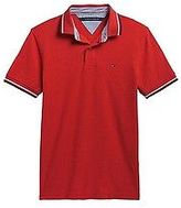Tommy Hilfiger Men's Winston Solid Wicking Polo