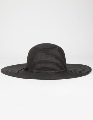 Full Tilt Classic Black Floppy Hat