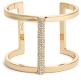 Vince Camuto Women's Pave T-Cuff