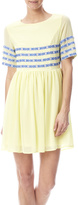 Babel Fair Lemon Drop Dress