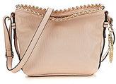 Jessica Simpson Camile Studded Cross-Body Bucket Bag