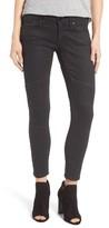 Mavi Jeans Women's Gold Aura Black Coated Jeans