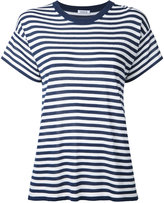 P.A.R.O.S.H. striped sweatshirt - women - Silk/Cashmere - S