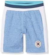 Converse Boy's Colorblocked 13Y Shorts