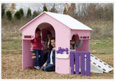 SportsPlay Tot Town Playhouse House: Outdoor