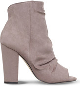 Miss KG Sybil faux-suede ankle boots