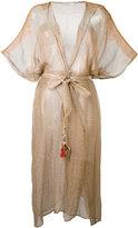 Mes Demoiselles Winona kimono - women - Cotton - One Size