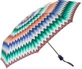Missoni Valentina Leather Button Umbrella