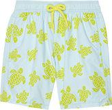 Vilebrequin Turtle print swim shorts 4-8 years