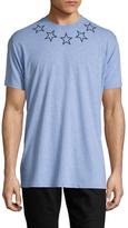 Givenchy Star Crewneck T-Shirt