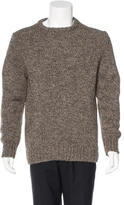 Zanone Wool Rib Knit Sweater w/ Tags