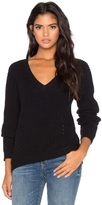 Bella Luxx Relaxed V-Neck Sweater