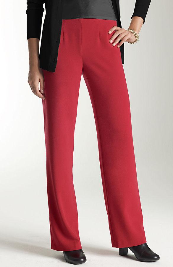 J. Jill Crepe soft pants