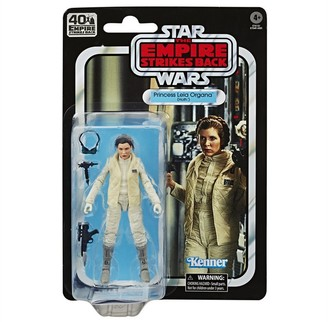 Star Wars The Black Series Princess Leia Organa (Hoth) 6-inch Scale The Empire Strikes Back Action Figure