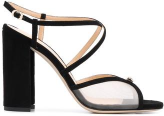 Chloe Gosselin Angela 100mm sandals