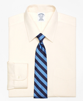 Brooks Brothers Non-Iron Traditional Fit Point Collar Dress Shirt