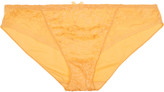 Simone Perele Favorite lace and satin-jersey briefs