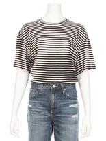 KENDALL + KYLIE Stripe Tee Bodysuit