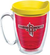 Tervis NBA Houston Rockets 16 oz. Mug in Red with Yellow Lid