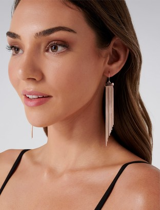 Ever New Gracie Graduating Tassel Earrings