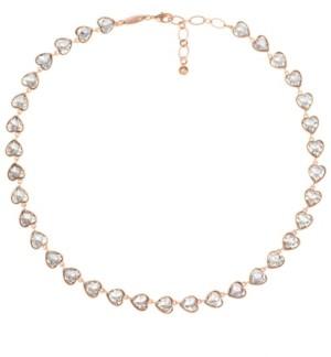Trifari Heart Collar Necklace