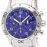 Breguet Type XX Aeronavale Blue Steel Watches