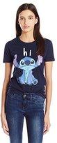 Disney Junior's Stitch Hi Graphic T-Shirt