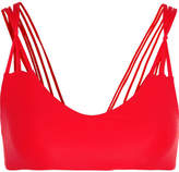 Mikoh Madrid Bikini Top - Red