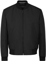 Kenzo Black Tiger-embroidered Bomber Jacket