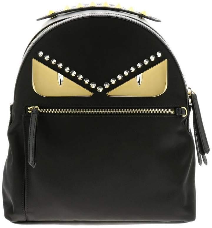 8ad428404593 Fendi Monster Backpack - ShopStyle