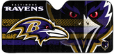 Baltimore Ravens Sun Shade