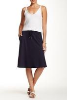Joan Vass Luxe Skirt