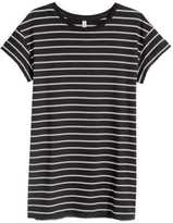 H&M Long T-shirt - Black - Ladies