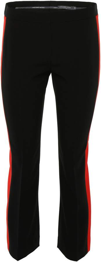 Alexander McQueen Trousers With Side Bands