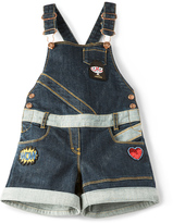 Marc Jacobs Fancy Patch Overalls