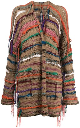 Canessa Belted Cashmere Cardigan