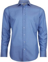 Jeff Banks White Label Gormley Dobby Extra Slim Fit