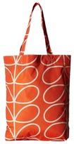 Orla Kiely Giant Linear Stem Packaway Bags