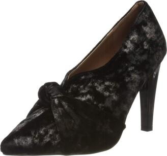 El Caballo El Horse Batteries Women's Heel Shoe Brown Size: 7 UK
