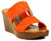 Italian Shoemakers Elly Wedge Sandal