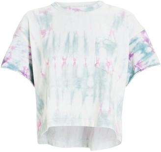 John Elliott Tie-Dye Cotton T-Shirt