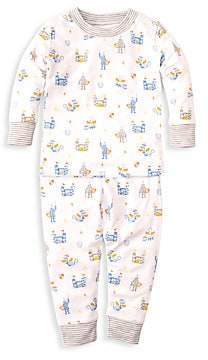 Kissy Kissy Baby Boy's 2-Piece Dragon Castle Pajama Set