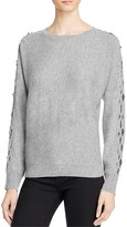 Magaschoni Pearl Detailed Cashmere Sweater