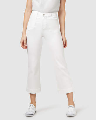 Jeanswest Mel Patch Pocket Wide Leg