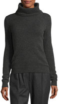 Ralph Lauren Cashmere Turtleneck Sweater, Charcoal