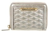 Rebecca Minkoff Ava Compact Wallet w/ Tags